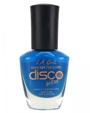L.A Girl Disco Brites Nail Lacquer - Deejay