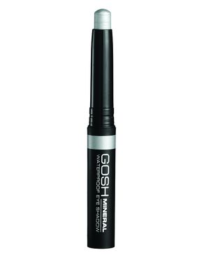 Gosh Mineral W/Proof Eye Shadow - Metallic Grey