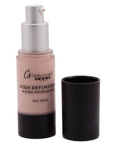 Glamorous Face High Definition Micro Foundation Pump