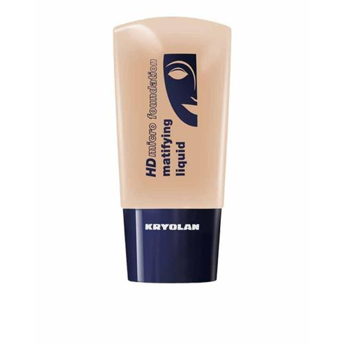Kryolan HD Micro Foundation Matifying Liquid 420 - 30 ml