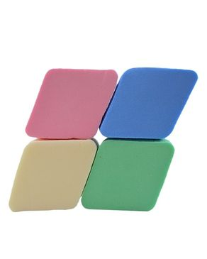 Eyeshah's Pack of 4 - Blending Puff - Multicolor