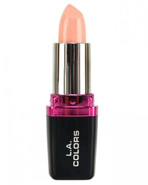 L.A Colors Hydrating Lipstick - Cool Pink