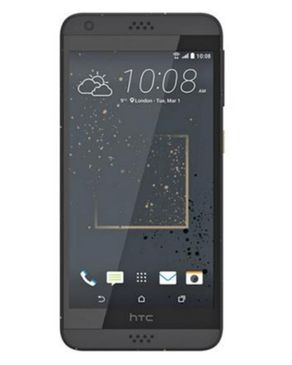 HTC Desire 630 - 2GB RAM - Free Snap Case Cover - GOLDEN GRAPHITE