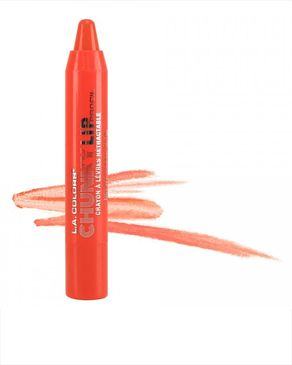 L.A Colors Chunky Lip Pencil - Orange Cream