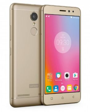 "Lenovo K6 - 5.0"" - 16GB - 2GB - 13MP - Golden - 4G LTE"