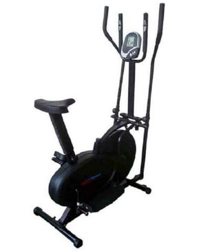 Miha Taiwan MT-04 P - Elliptical Cycle - Black