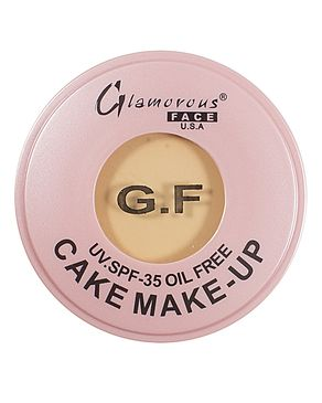 Glamorous Face Oil-Free Foundation - Light Beige