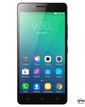 "Lenovo A6010 - 5.0"" - 16GB - 2GB RAM - 13MP - Black - 4G LTE"