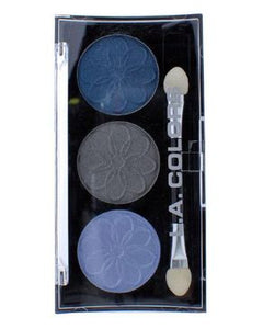 L.A Colors 3 Color Eyeshadow - Passion Flower