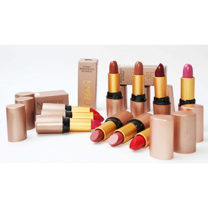 Pack of 10 High Quality Naked Lipsticks for Her