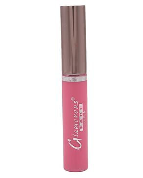 Glamorous Face Liquid Lipstick For Women - Brown