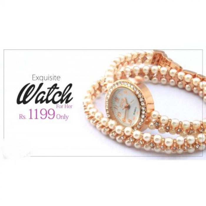 New pearl Watch