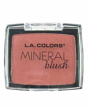 L.A Colors Mineral Blush Tender Rose