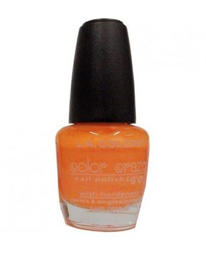 L.A Colors Color Craze - Nail Polish - Orange