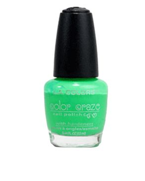 L.A Colors Color Craze - Nail Polish - Punk