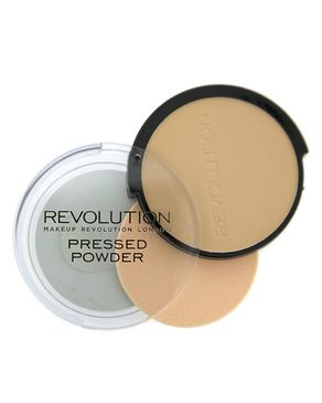 Makeup Revolution London Pressed Powder - Translucent