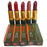 Pack of 5 Medora Lipstick