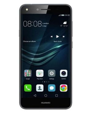 "Huawei Y6II LTE - Dual Sim - 5.5"" - 16GB ROM - 2GB RAM - 13MP Camera - Black"