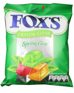Fox's Candies Spring Tea - 90g