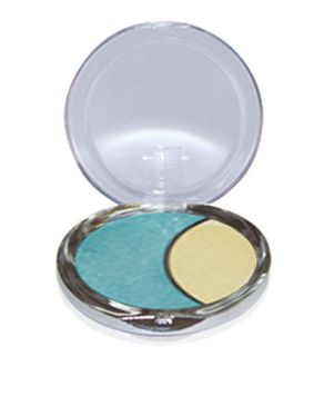 DMGM Studio Perfection Duo Eyeshadow - Aqua Haze/Gold Frost - 38