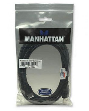 Manhattan Hi-Speed USB Extension Cable - 302050