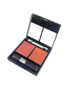 Eyeshah's Blush-On & Contour Palette - Multicolor