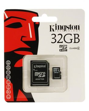 Kingston Pack of 2 MicroSd Card - 32GB