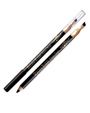 Diana of London Double Ended Eyebrow Pencil - Black