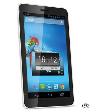 "DANY T300 - Genius Tab - 7.0"" -  8 GB - White"