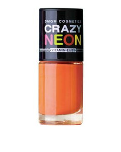DMGM Crazy Neon Nail Tangy Orange - 01