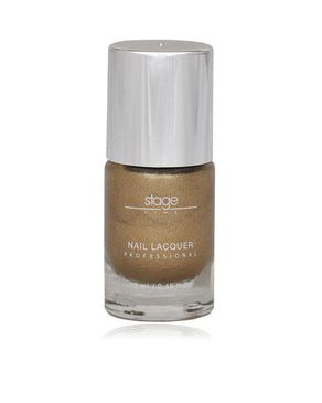 Stageline Nail Lacquer -80 - Sparkling Gold