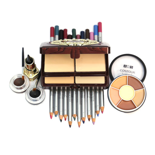 Pack of 16 High Quality ADS Makeup Kit
