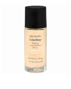 Revlon Color Stay Makeup- Medium Beige Foundation For Combination/Oily Skin