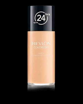 Revlon Color Stay Makeup For Combination/Oily Skin- Sand Beige Foundation