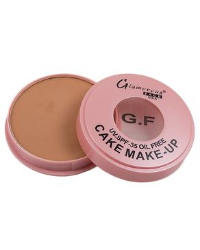 Glamorous Face Oil-Free Foundation - Brown