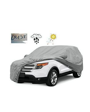 Shop Now Dust & Water Proof Car Body Cover for Prado & Land Cruiser