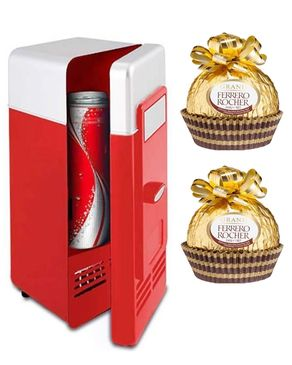 HashTag Pack of 2 - USB Fridge & Fererro Rocher