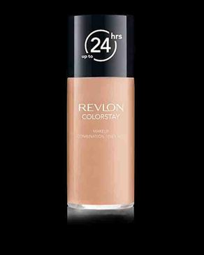 Revlon Color Stay Makeup For Combination/Oily Skin- Rich Tan Foundation