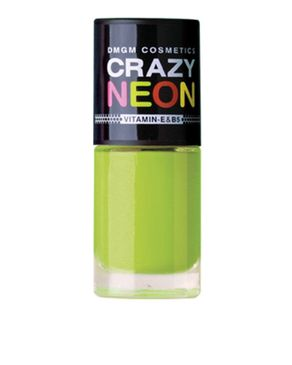 DMGM Crazy Neon Nail - Zesty Lemon - 04