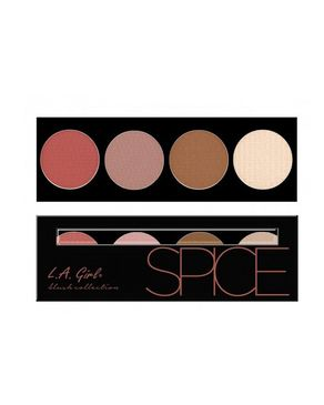 L.A Girl Beauty Brick Blush Collection - Spice