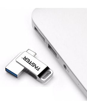 Faster Android USB Flash Drive - 32GB - Silver
