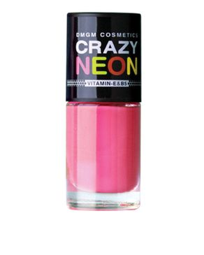 DMGM Crazy Neon Nail - Tickle Me Pink - 02