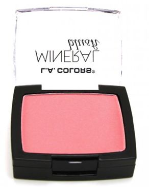 L.A Colors Mineral Blush - Just Peachy