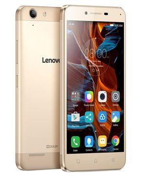 "Lenovo K5 Plus - 5.0"" - 16GB - 2GB RAM - 13MP Camera - Gold - 4G LTE"