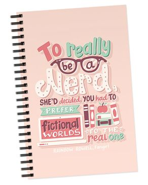 I Am Official I A M0098 - Spiral Notebook - White