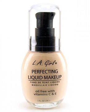 L.A Girl Perfecting Liquid Makeup - Ivory