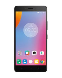 "Lenovo K6 Note - 5.5"" - 3GB RAM - 32GB - 16MP - Dark Grey - 4G LTE"