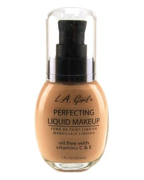 L.A Girl Perfecting Liquid Makeup Oil Free - Bronze