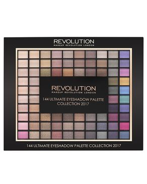 Makeup Revolution London Makeup Revolution Ultimate Eyeshadow Collection 2017