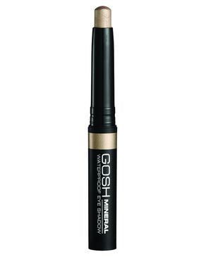 Gosh Mineral W/Proof Eye Shadow - Golden Brown